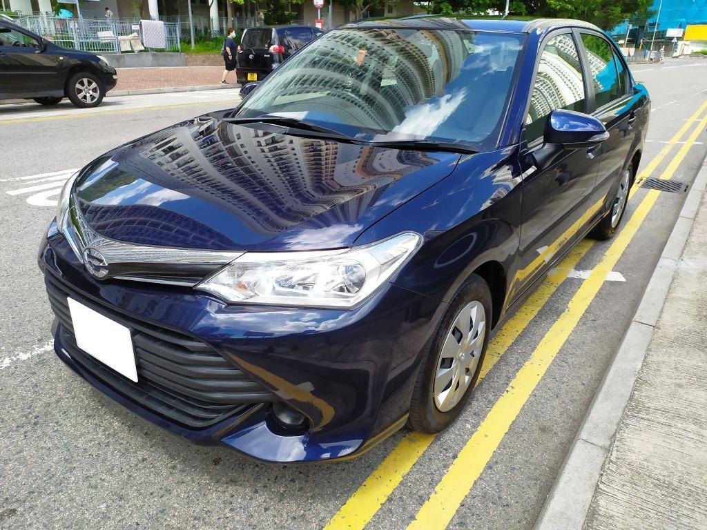 Toyota Corolla 1.5 Axio G (A)