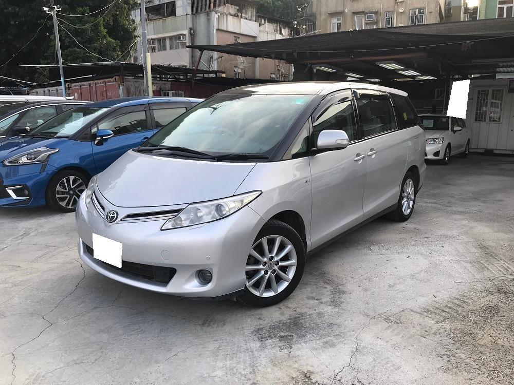 Toyota Previa 2.4 Deluxe Auto