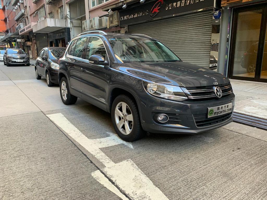 Volkswagen TIGUAN 2015 Auto