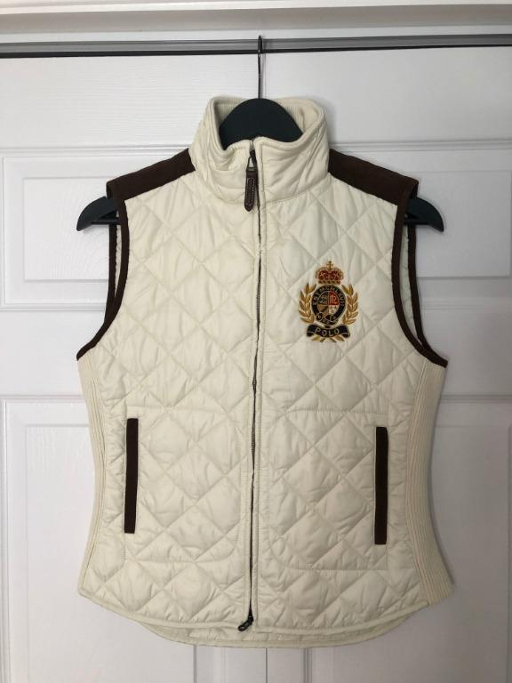 Women's Polo Ralph Lauren Vest