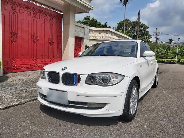 2007.4 BMW 120i裡外如新 可分期