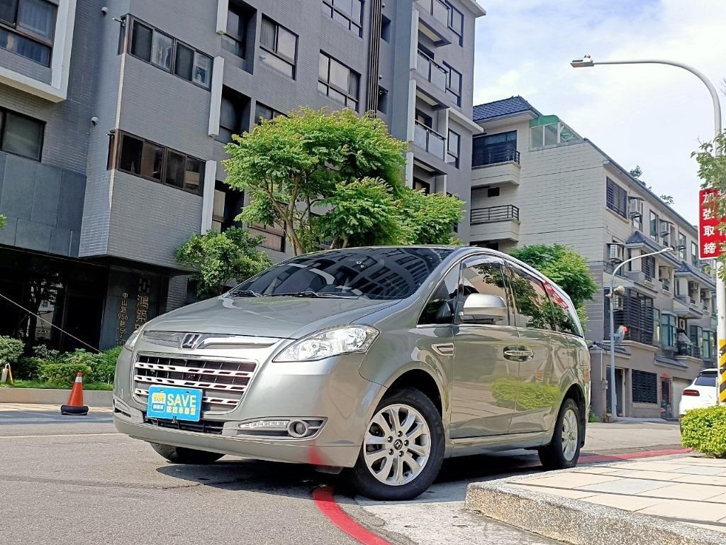 一手車 內外新 認證好車 2013年 納智傑 7 MPV 正七人座休旅車 自備3500元可超貸十萬以上!包滿意