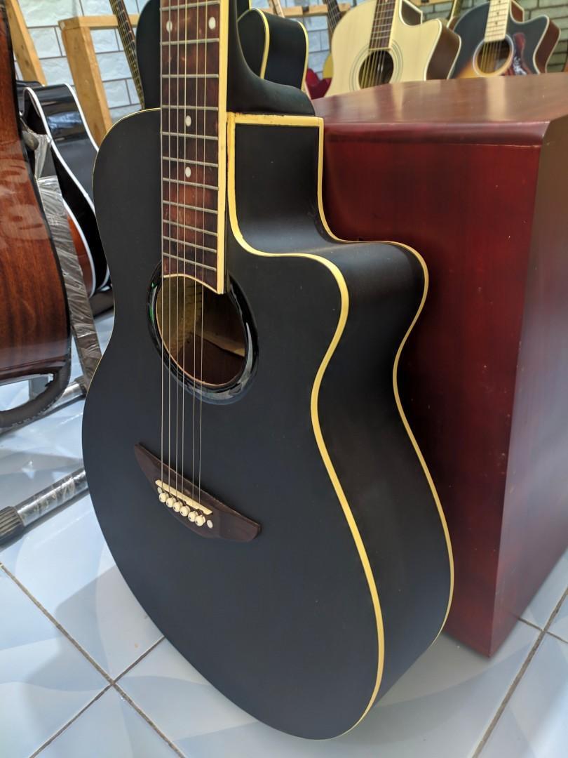 Akustik gitar yamaha apx