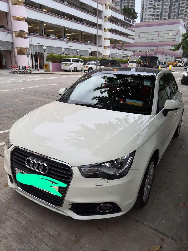 Audi A1 Sportback 1.4 (A)