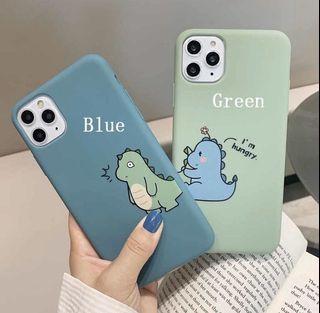 dino couple phone case !! 🦕 🦖