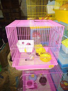 Kandang Hamster size M 40cm free ongkir bayar ditempat