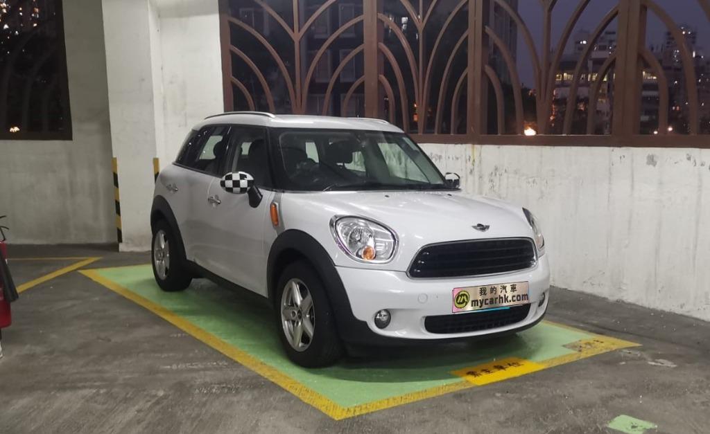 MINI COUNTRYMAN ONE 2014 Auto