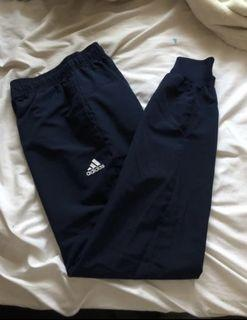 Navy Blue Trackpants