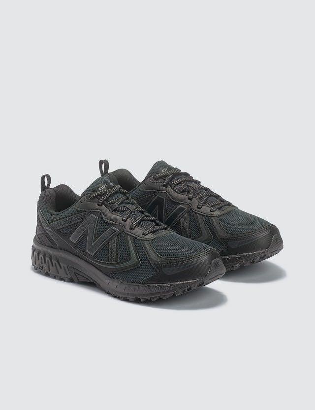 New Balance MT410 V5 black 全黑越野鞋