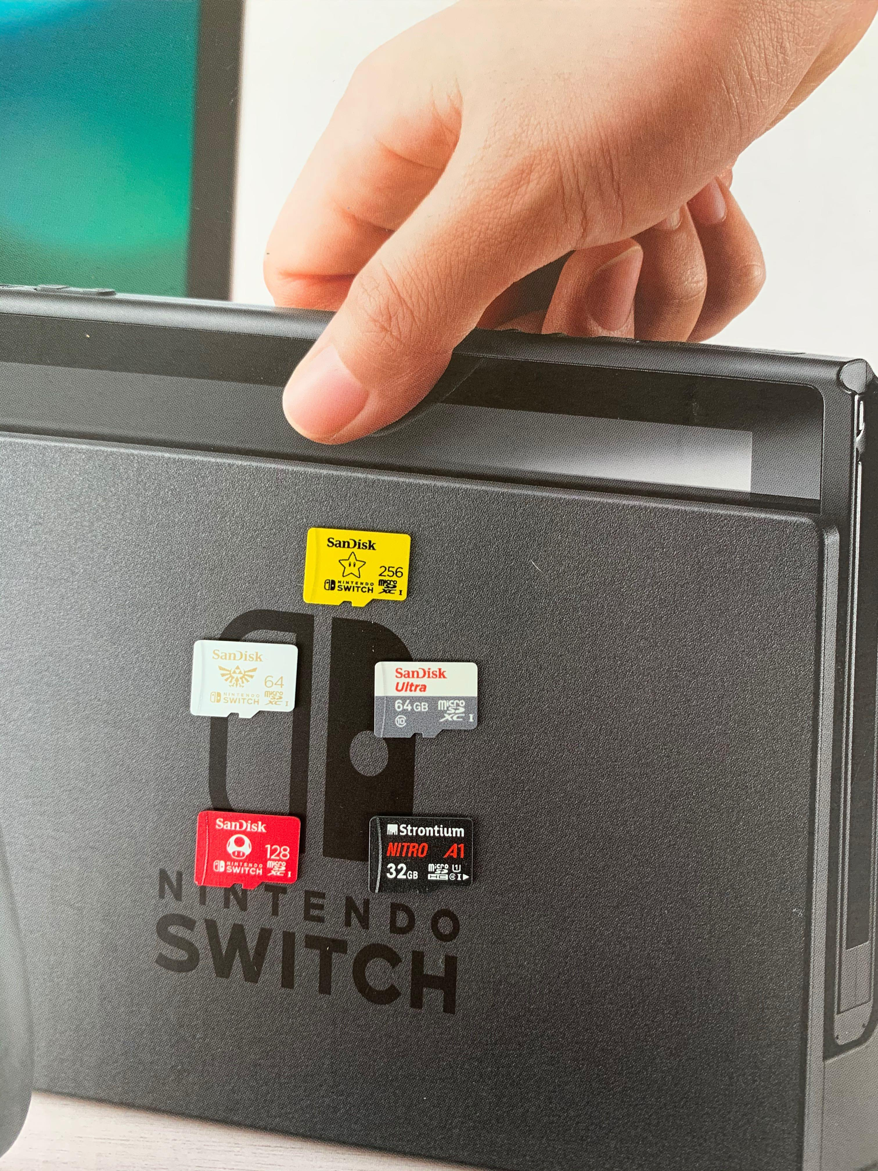 How to upgrade your Nintendo Switch storage and migrate ...