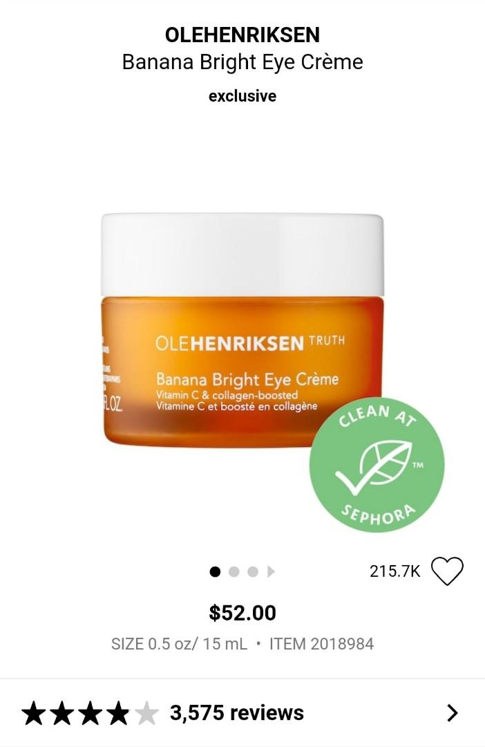 Ole Henriksen- Under Eye Cream