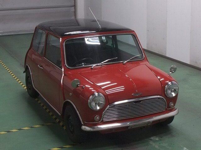 Rover Mini . Manual