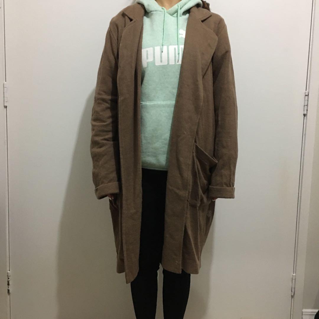 Stussy cardigan size 10