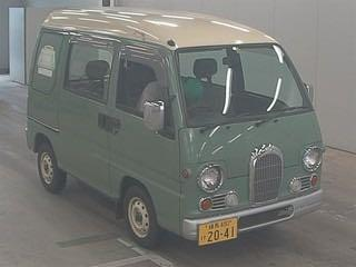 Subaru Sambar Dias Manual