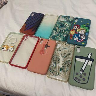 TAKE ALL Iphone Xsmax CASE