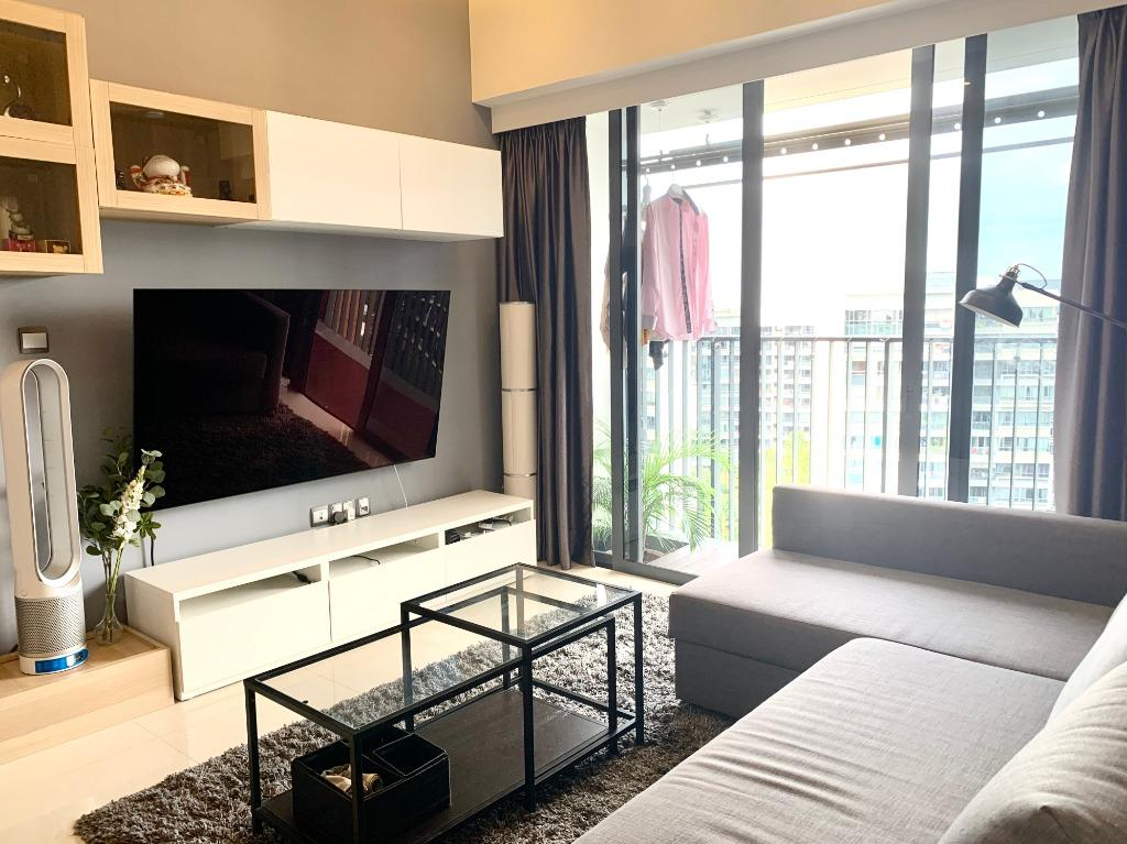 Well Renovated High Floor 3 Bedroom Condo With Unblocked View Property Rentals Condos Ecs On Carousell