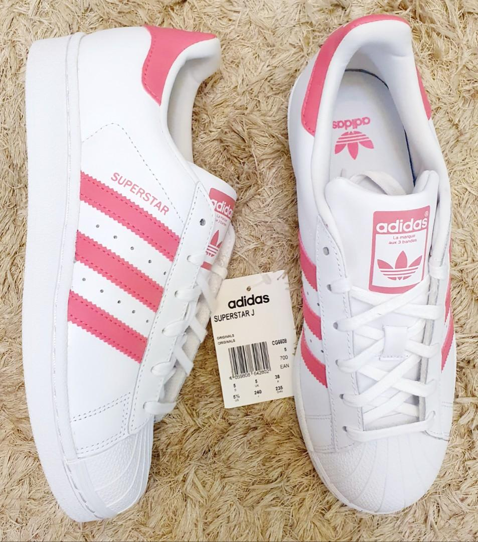 Without box) Adidas Superstar size 5.5J