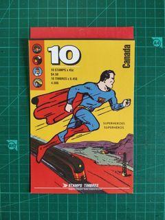 1995 加拿大 超級英雄 小本票 #carouselljackpot
