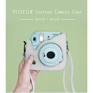 現貨 富士即影即有相機殼 相機袋 fujifilm mini9 mini8 保護套 相機袋 #033