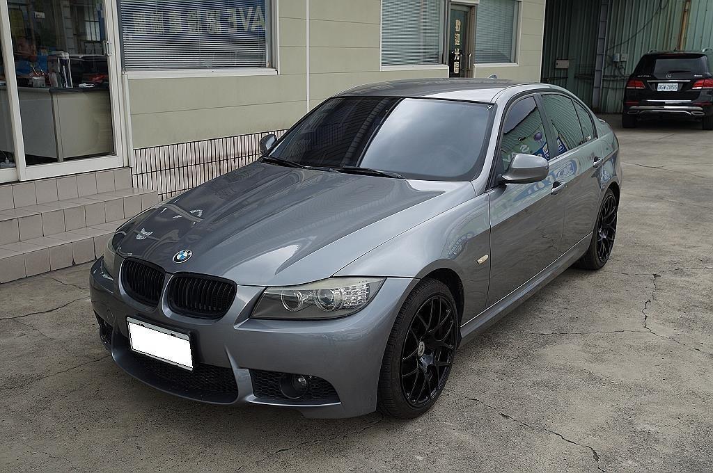 舜天車坊 BMW  320i 2010款  E90 ⼩改款 動態穩定+18吋鋁圈+M-SPORT!