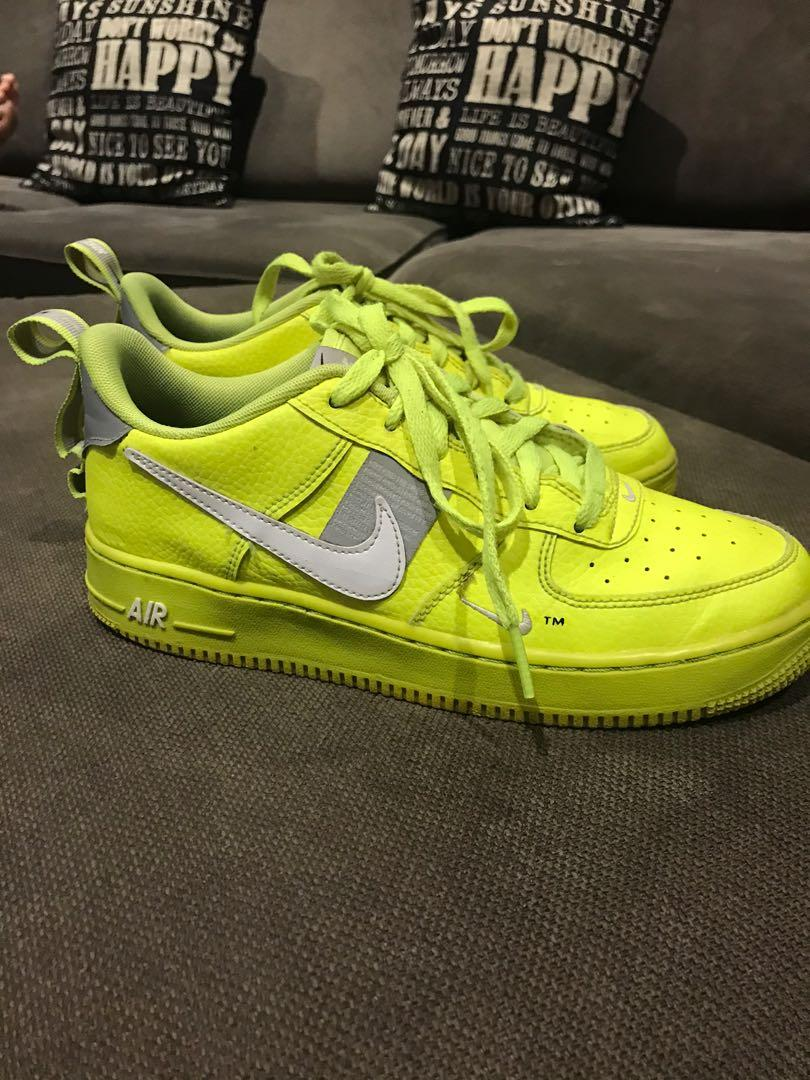 Air Force 1 Utility Size 7-8