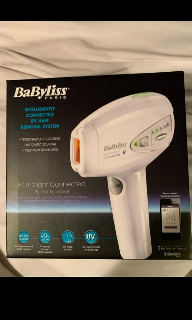 Babyliss hair removal