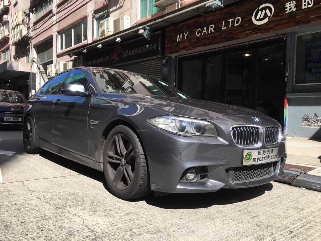 BMW 520IA M SPORT 2015 Auto
