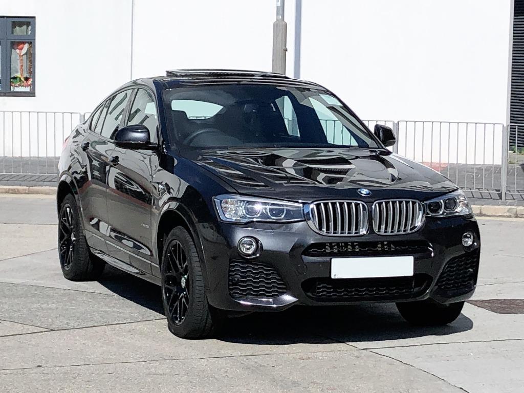 BMW    X4 XDRIVE28iA M SPORT   2015 Auto