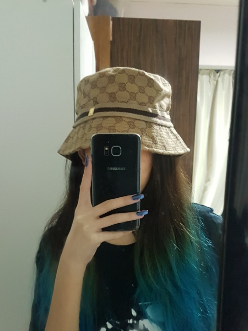 Bucket Hat Women S Fashion Accessories Caps Hats On Carousell