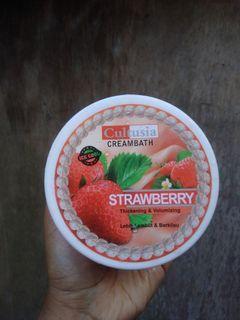 Creambath Strawberry Perawatan Rambut Carousell Indonesia