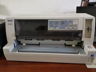 EPSON-LQ-680C印表機