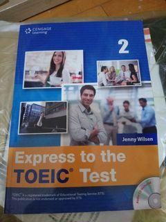 Express to the TOEIC test 2 課本
