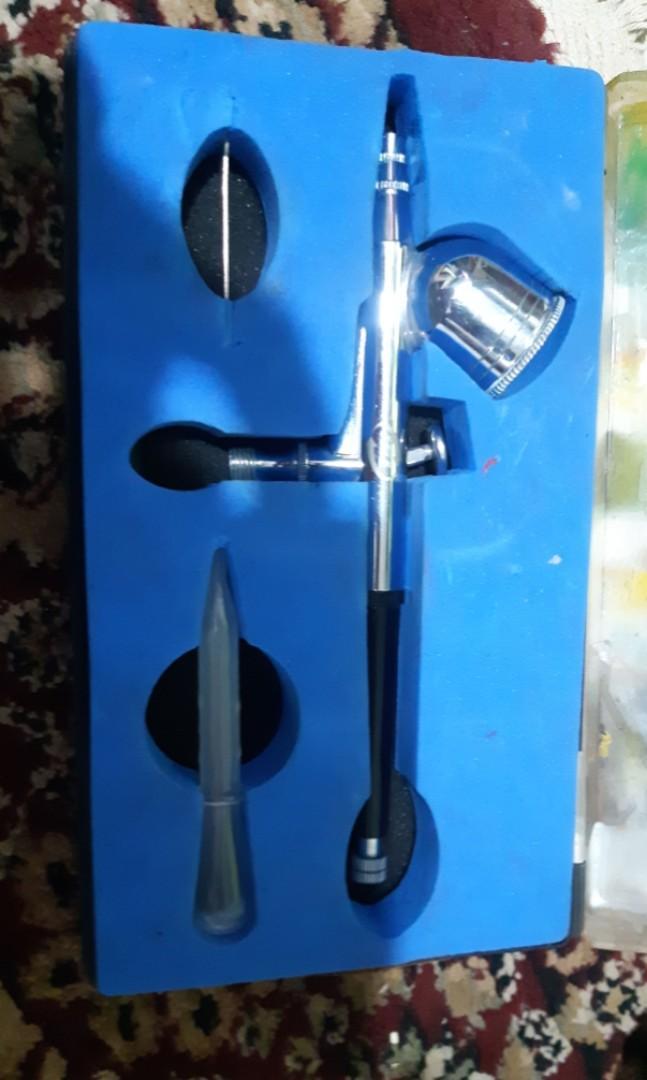 JUAL Speed Airbrush Second Kondisi 90% Gresss, Buka Harga 550 Nego Tipis....