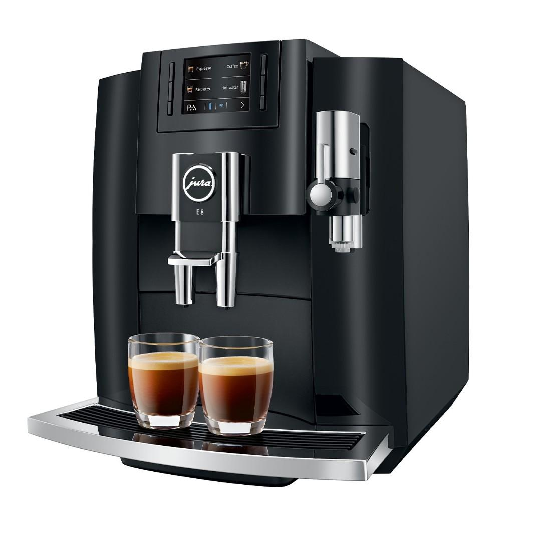 Jura E8 coffee machine / Home or office use, Home ...