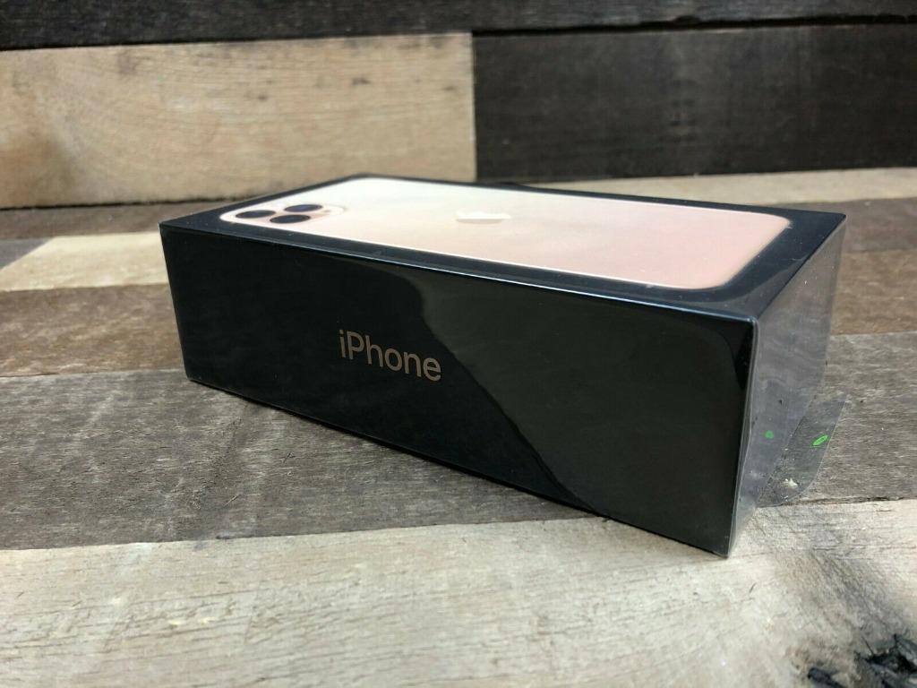 new authentic iphone 11 pro max 256gb