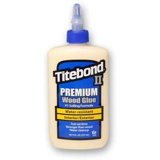 *LAST 2**FREE MAILING* Titebond II Premium Wood Glue 237ml