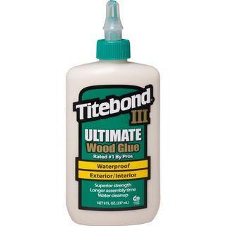 *FREE MAILING* Titebond III Ultimate Wood Glue 237ml