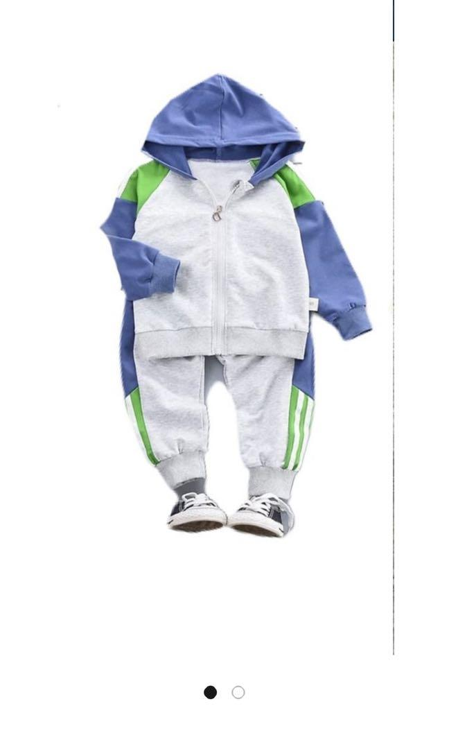 Toddler Boy tracksuit