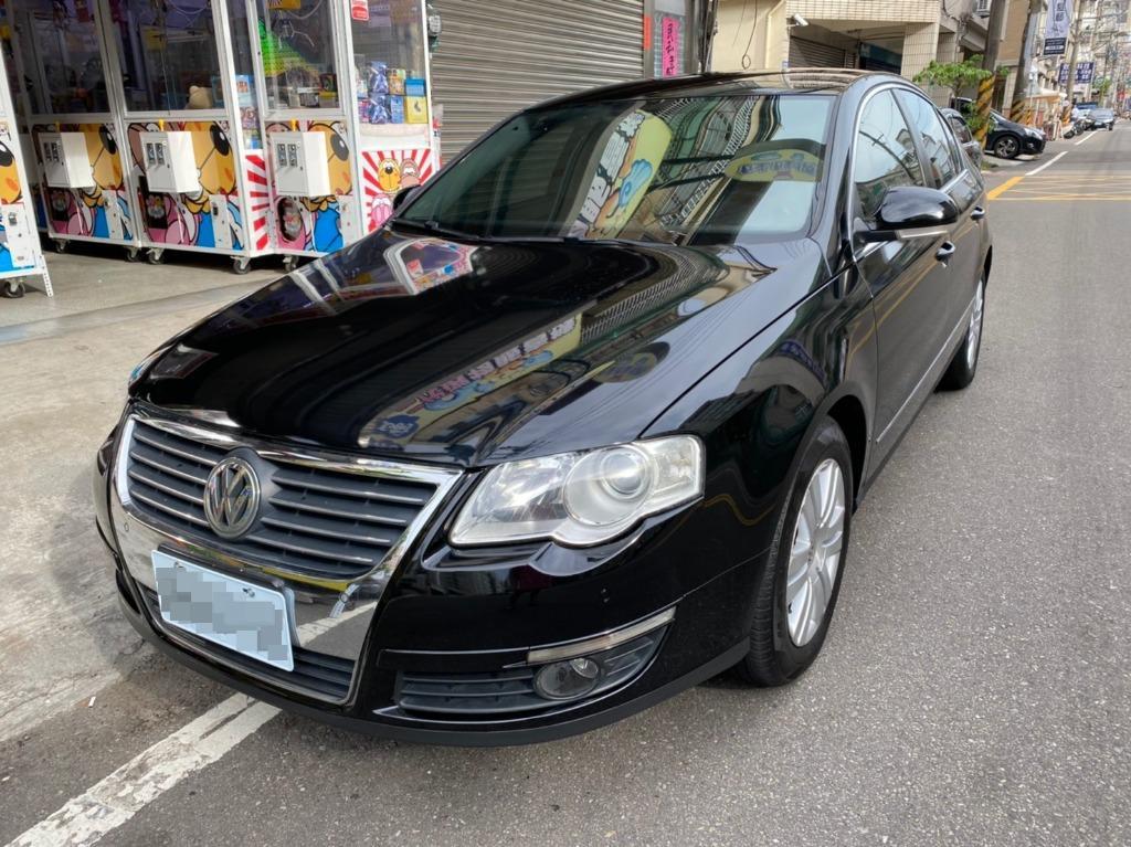 2010年 福斯 Passat 1.8 黑