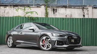 2017 Audi RS5 Coupe 2.9 V6 twin turbo (A) - unregistered ULTRA LOW MILEAGE UK SPEC RECOND LOAN AVAILABLE