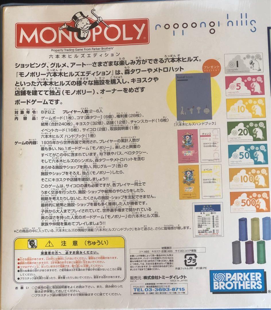 monopoly 電子 版