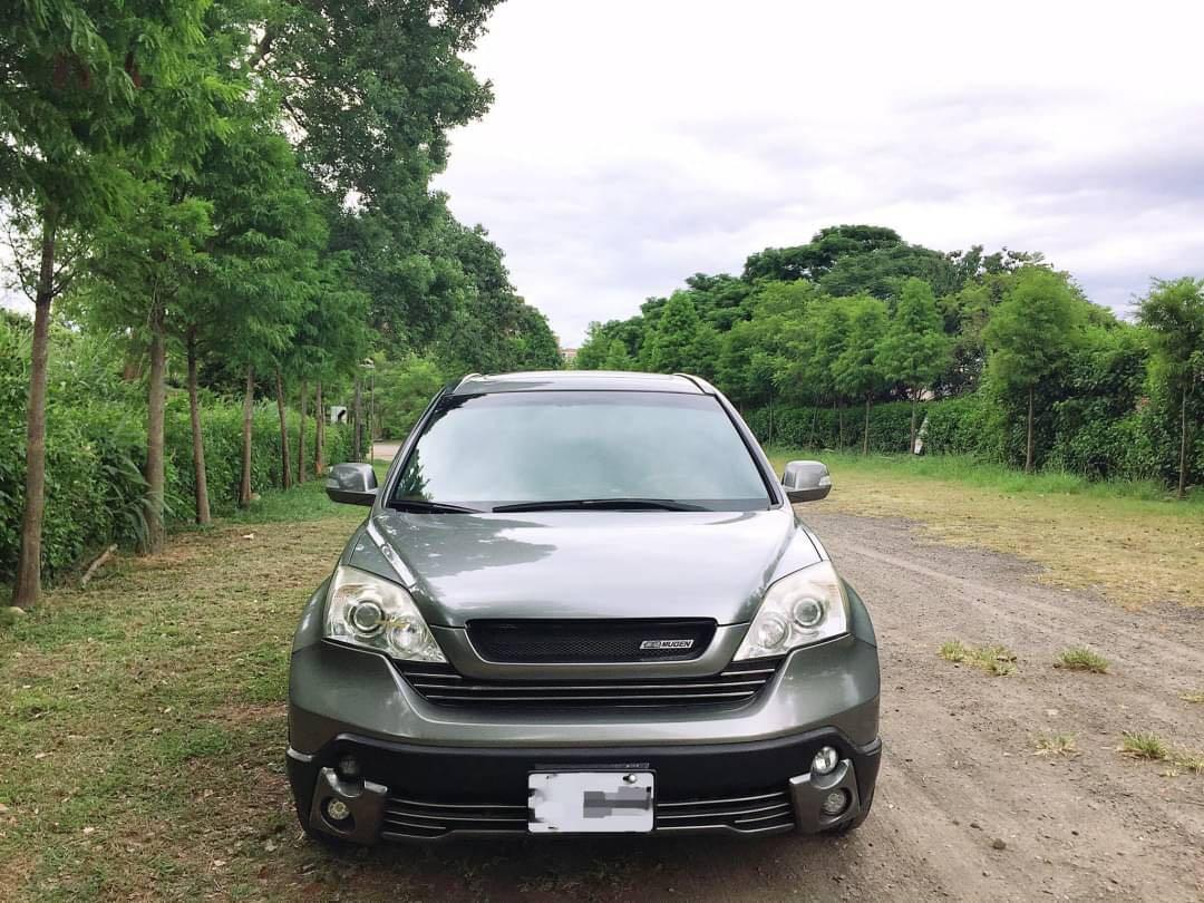 本田 CRV  2.4  4WD