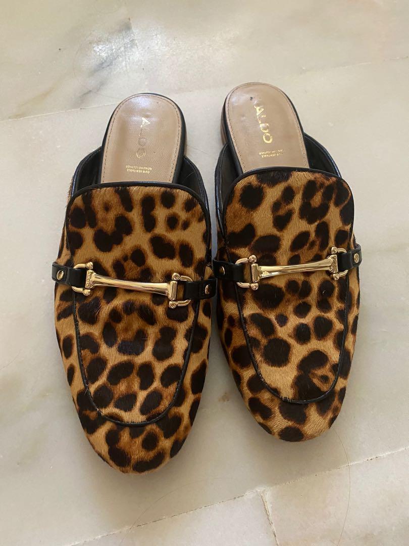 Aldo sandals leopard print Dabrylla