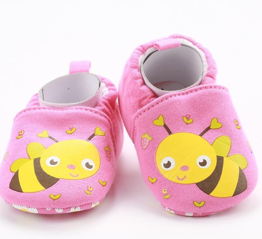BNWT Baby Bee Slip-on Shoes
