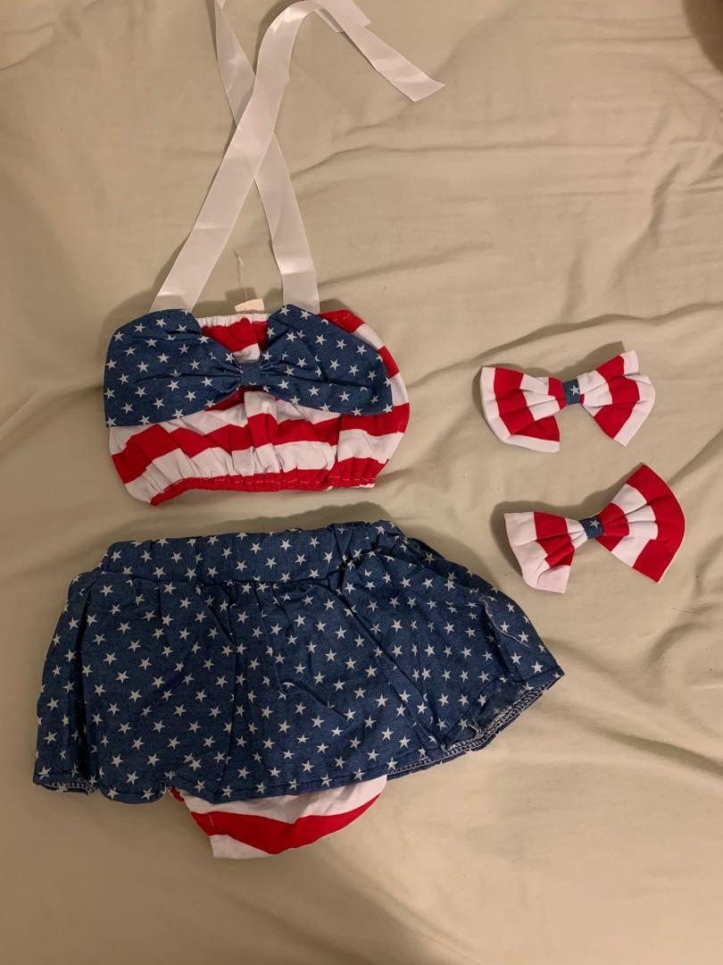 BNWT Toddler Halter Top with Skirt