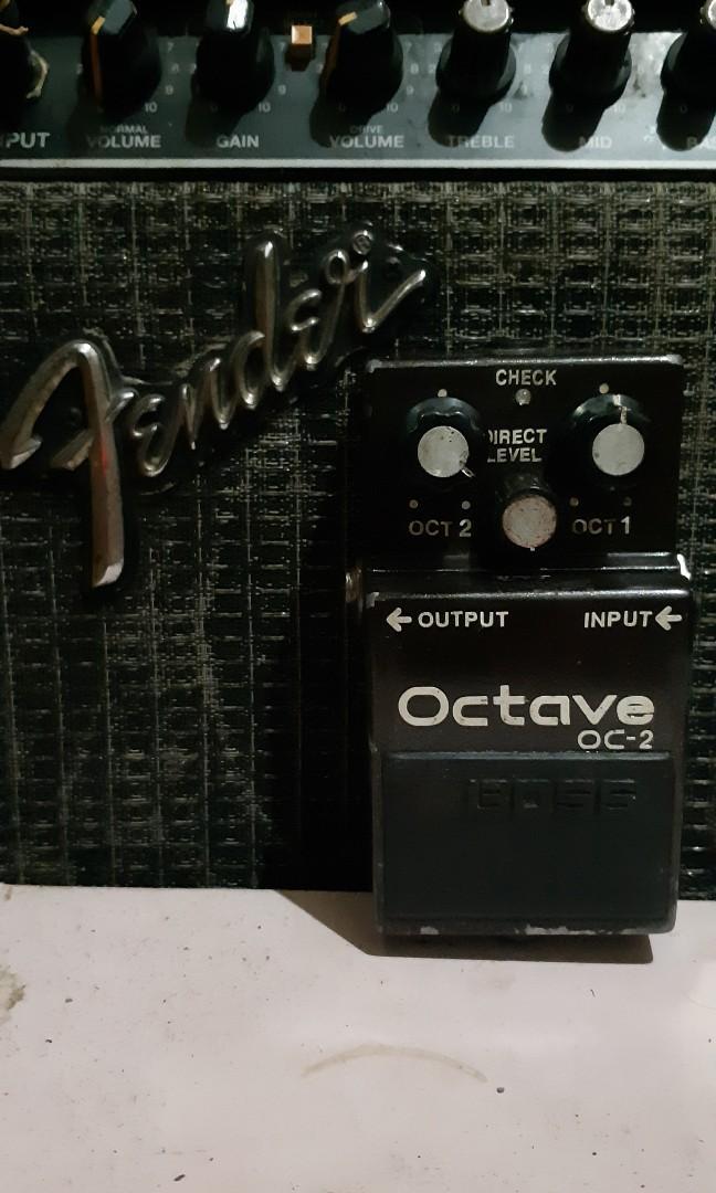Boss OC 2(Octave)