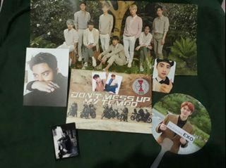 [BU] Album EXO - TEMPO (Moderato ver)