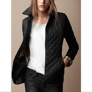"""BURBERRY BRIT """"ASHURST"""" Quilted Jacket"""