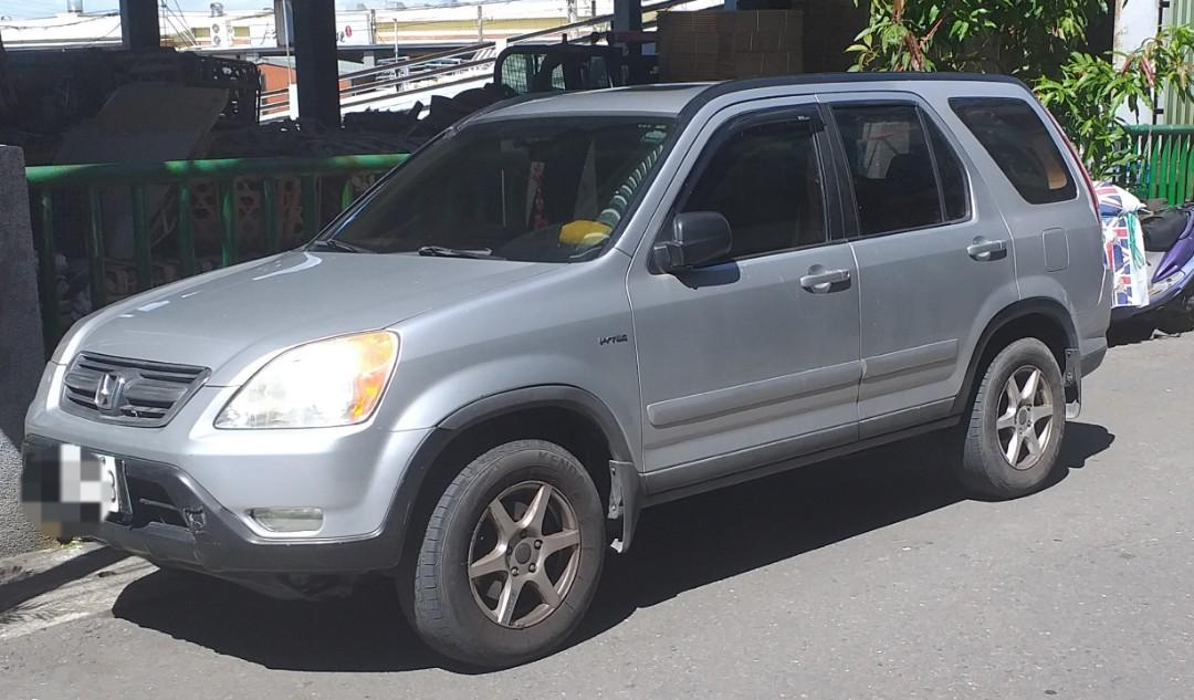 CRV2000CC2004年