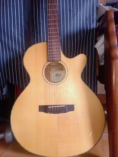 Gitar Akustik Cort SFX E NS